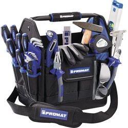 PROMAT Werkzeugtasche Universal 27-teillig