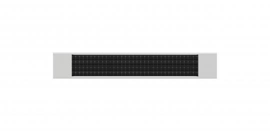 Solarpanel-Ladegerät für heicko Akku-Motoren 1 W