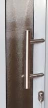 Türgriff außen für Aluminium Nebentüren