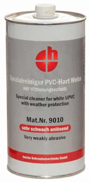 Spezialreiniger für PVC, schwach-anlösend 1L