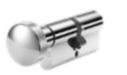 Profilzylinder für Haustüraktion KOBBE